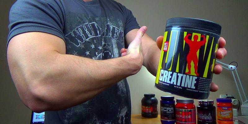Креатин рост мышц и силы