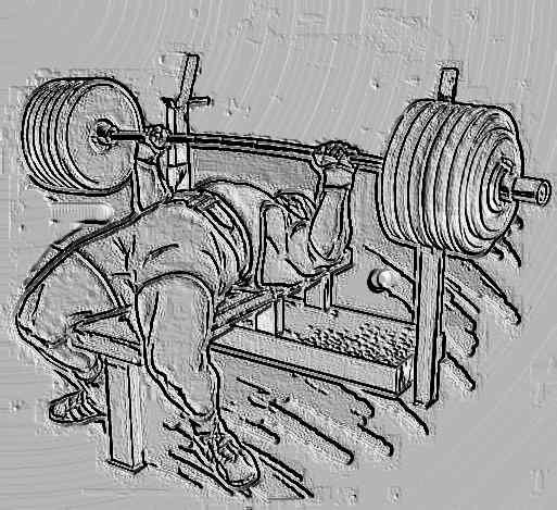 тренировки для увеличения груди