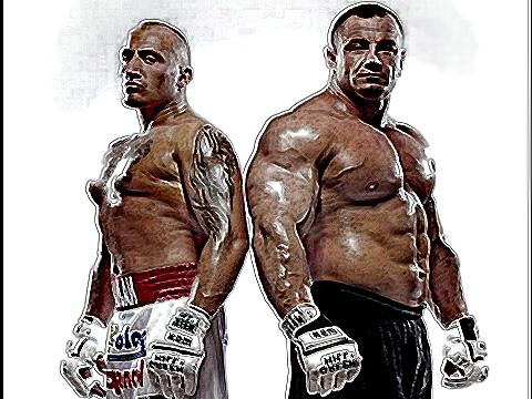 бокс и бодибилдинг