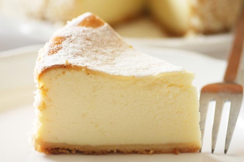 Пирог из творога фото