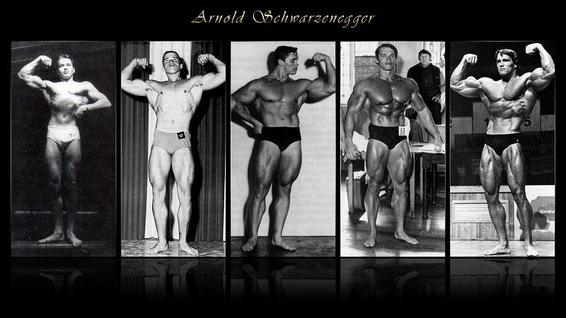 Арнольд Шварцнегер курс стероидов